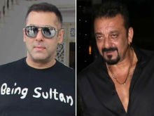 Salman Khan Says, 'Sanjay Dutt's Biopic Would Be Incomplete Without Me'