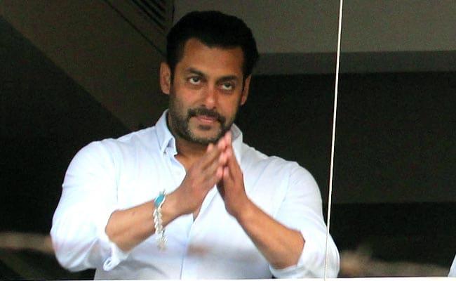 Salman Khan in Jodhpur To Hear Verdict In Arms Act Case
