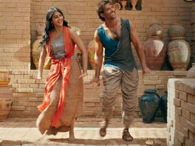 Chaani's Day Out: Finally Free of That Headdress in Mohenjo Daro Song