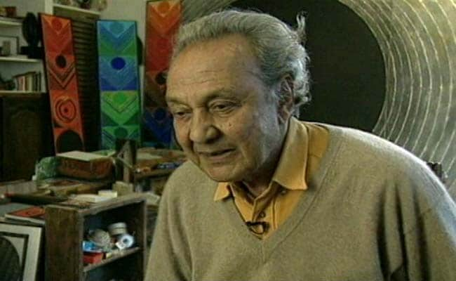 Remembering Sayed Haider Raza: The Man Who Never Lost Sight Of 'Bindu'