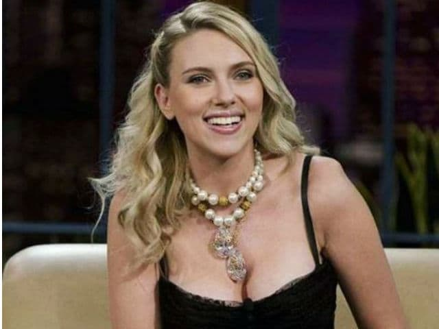 Scarlett 'Disappointed' to be Only Woman on Top Grossing Actors List