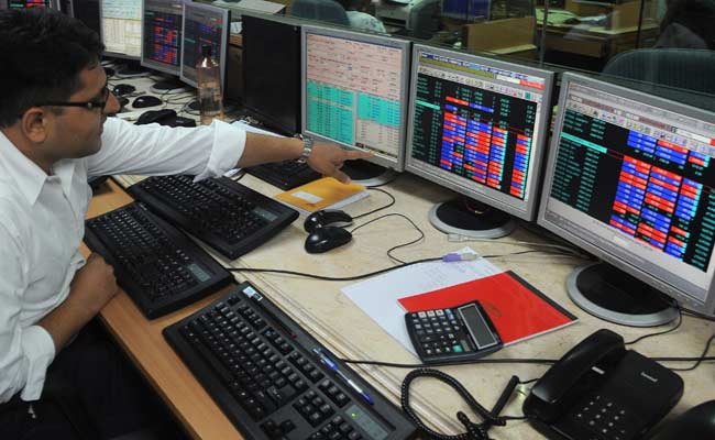 Sensex Heads For First Fall In Four Sessions On Profit-Booking