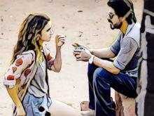 A Prisma Look at Shah Rukh Khan and Alia Bhatt's <i>Dear Zindagi</i>
