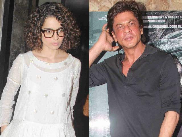 What Shah Rukh Khan, Kangana Ranaut Said About Piracy
