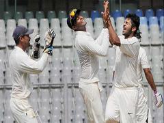 तीसरे दिन बारिश ने किया परेशान, भारत-ए जीत से छह विकेट और ऑस्ट्रेलिया-ए 100 रन दूर