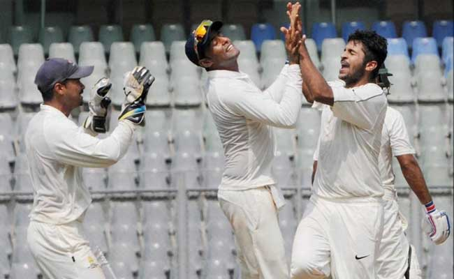 रणजी फाइनल : दूसरी पारी में मुंबई की शानदार बल्लेबाजी, मैच रोमांचक स्थिति में पहुंचा