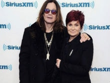Sharon Osbourne and Ozzy Are 'Happy Hanging Out Together'