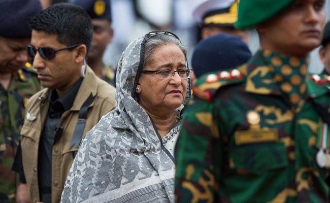 I Hid Nothing About India Deals Unlike Khaleda Zia: Sheikh Hasina
