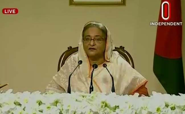 You're Maligning The Name of Islam, Says Sheikh Hasina On Dhaka Attack