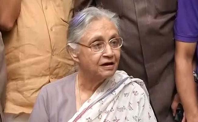 Sheila Dikshit के निधन से बॉलीवुड में छाया गम का माहौल, कलाकारों ने ट्वीट कर जताया दुख