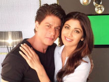 A <I>Baazigar</i> Reunion: Shilpa Shetty's First Ever Hero, Shah Rukh Khan