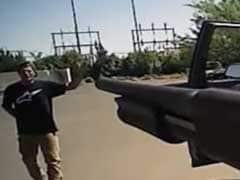 Police Release Body Camera Video Showing Shooting Of Unarmed White Man