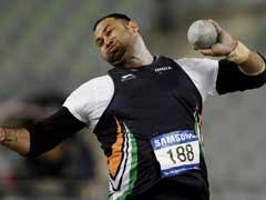 रियो ओलिंपिक से पहले अस्थाई रूप से निलंबित इंद्रजीत सिंह का डोप मामला नाडा के अनुशासन पैनल को भेजा गया...