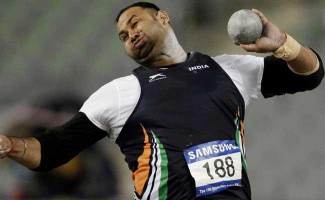 रियो से पहले भारत को दूसरा बड़ा झटका, शॉटपटर इंद्रजीत सिंह भी डोप टेस्ट में फेल