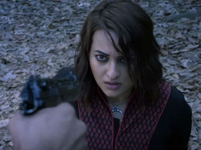 Sonakshi Sinha's Akira Trailer is Out. Mind = Blown