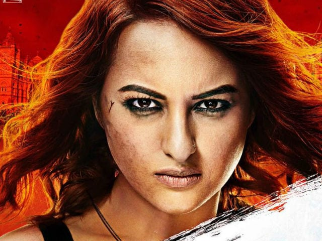 For Sonakshi Sinha, Akira Was Bruising. Quite Literally