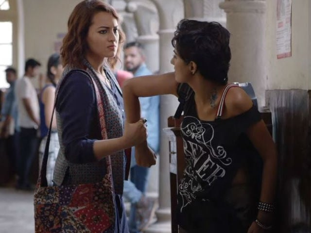Sonakshi Sinha: It's Time For Women to Speak Against Injustice