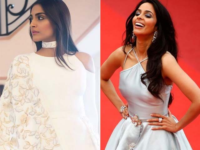 Sonam Kapoor, Mallika Sherawat Glam up Front Row at Paris Fashion Week