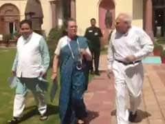Full Text: Sonia Gandhi Addresses Congress MPs At Party Meet In Delhi