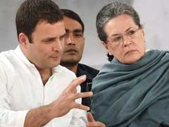 """My Role Is To Retire,"" Says Sonia Gandhi On Son Rahul's Elevation"