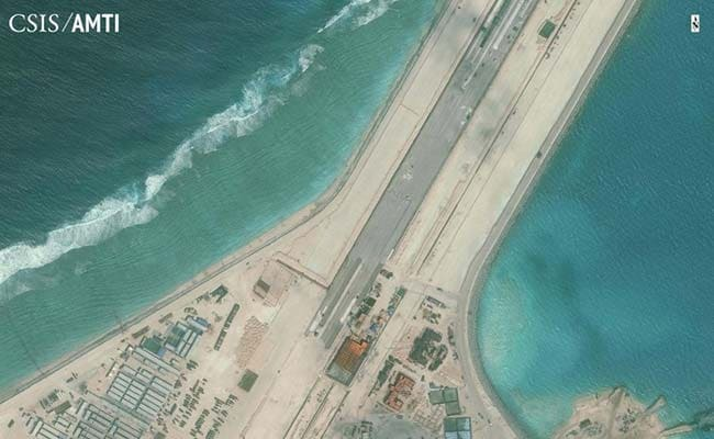 China Suffers Legal Blow In South China Sea, US Urges Caution