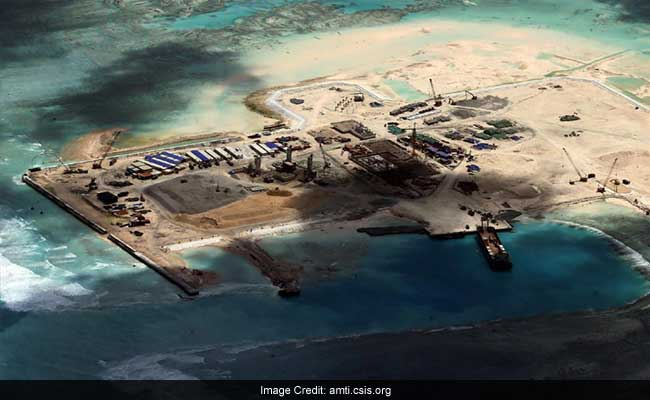 Chinese State Media Claims India Supports Beijing On South China Sea