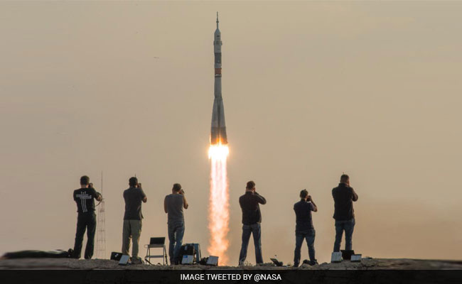 Russian, US and German Astronauts Land Back On Earth