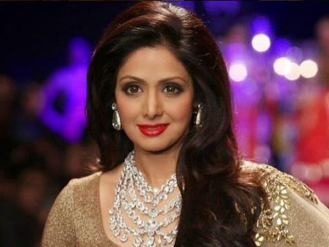 Sridevi to Launch Music Album of Prabhu Deva's Abhinetri