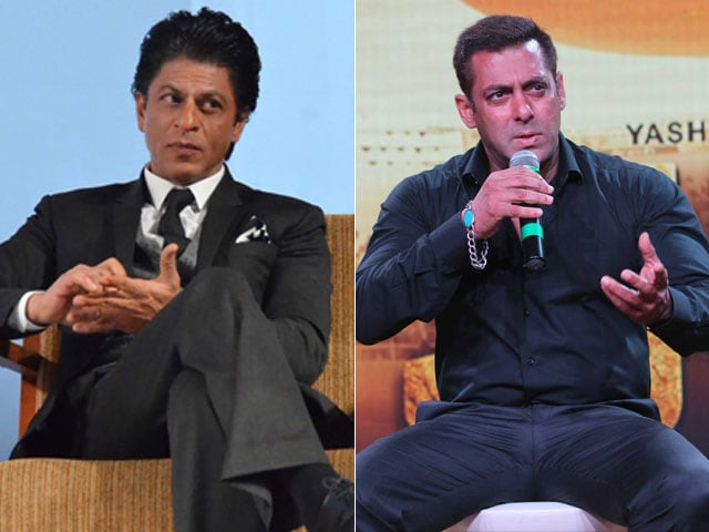 What Shah Rukh Khan Tweeted About Salman After 'No Judgment' Comment
