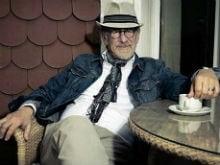 Filmmaker Steven Spielberg Follows His Gut Instinct