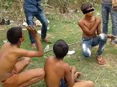कर्नाटक : कपड़े उतारकर 3 स्कूली छात्रों की बेरहमी से पिटाई, पुलिस और स्कूल को नोटिस