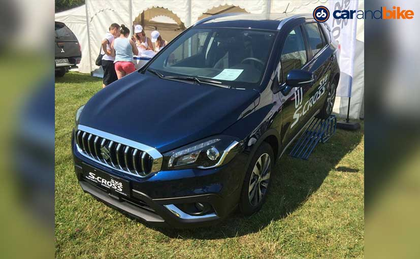 suzuki s cross facelift all you need to know ndtv carandbike. Black Bedroom Furniture Sets. Home Design Ideas