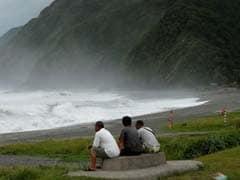 Super Typhoon Nepartak Slams Into Taiwan Killing 1, Injuring 66