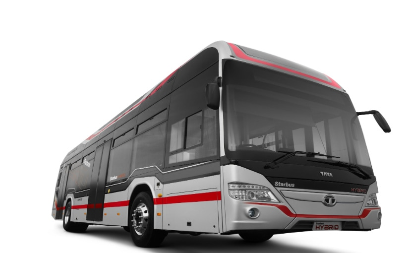 Tata bagged an order for delivering hybrid buses to MMRDA in March, 2016