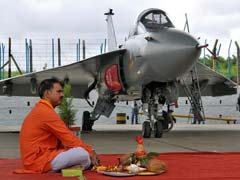 As Tejas Joins Air Force, Prayer Ceremonies And Coconuts Broken
