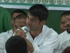 तेज प्रताप यादव ने फोन कर बिहार के सीएम नीतीश कुमार से पूछा- चाचा हमको मकान नहीं मिलेगा?
