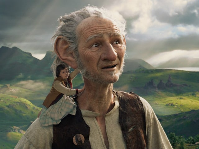 Steven Spielberg's The BFG Has the 'Most Critical' Digital Effects