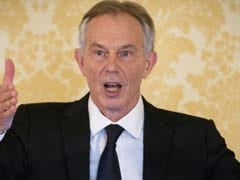 Britain's Former Prime Minister Tony Blair Hints At Political Comeback
