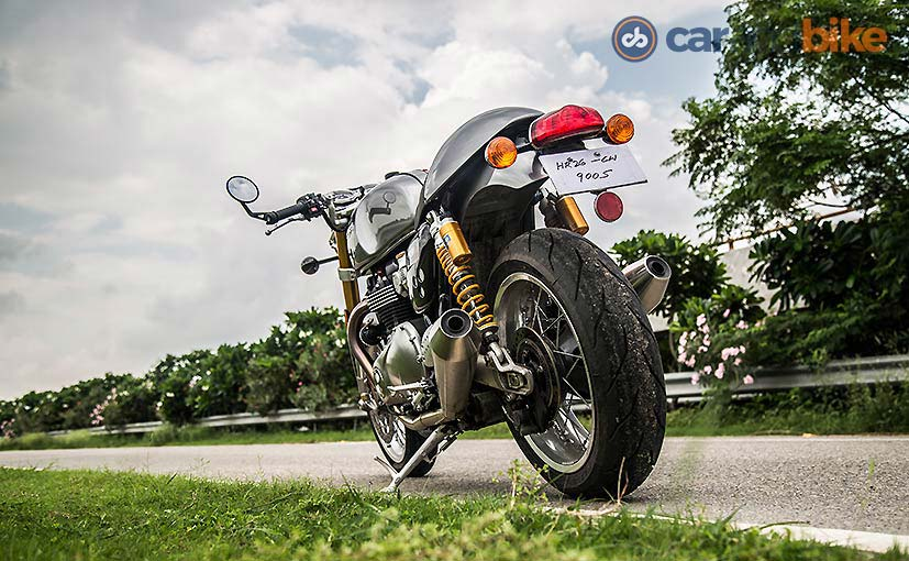 Triumph will increase the prices of its CKD bikes by up to Rs. 62,000