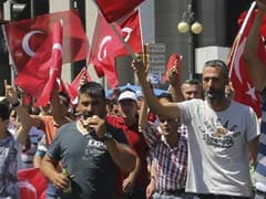 An Old-School Coup Fails To Topple Turkey's Powerful President