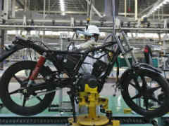Two-Wheelers To Log 7-8% Sales Growth In 2016-17: Icra