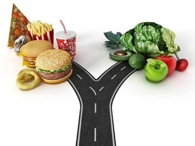 learn how unhealthy food is dangerous for your health