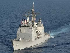 Russian Warship Made 'Unprofessional' Manoeuvre: US Official