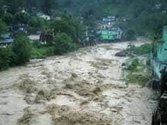 Cloudburst Toll Rises To 14 In Uttarakhand, Many Rivers In Spate