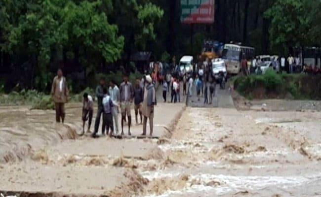 उत्तराखंड में अगले 48 घंटों में भारी बारिश की चेतावनी
