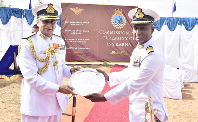 A Shattered Arm, Splinters In Chest - How A Navy Officer Defeated Death
