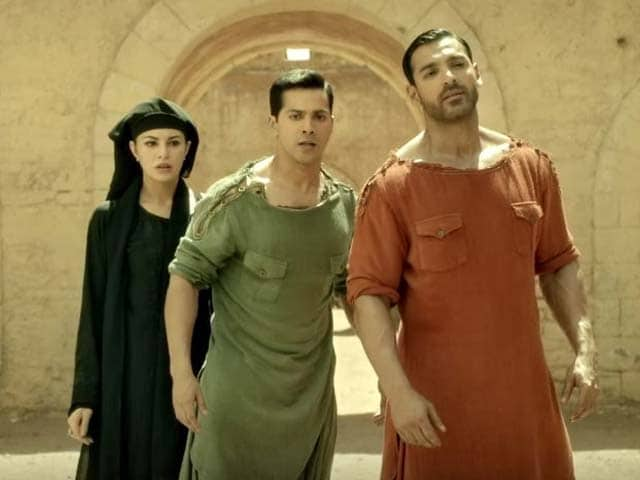 John Abraham Explains How Dishoom is a 'Very Special Action-Comedy'