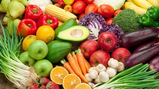 Eating More Fruits and Vegetables Leads to a Happier Life