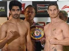 विजेंदर सिंह ने WBO एशिया पैसिफिक खिताबी भिड़ंत में केरी होप को हराया, प्रो बॉक्सिंग में लगातार सातवीं जीत