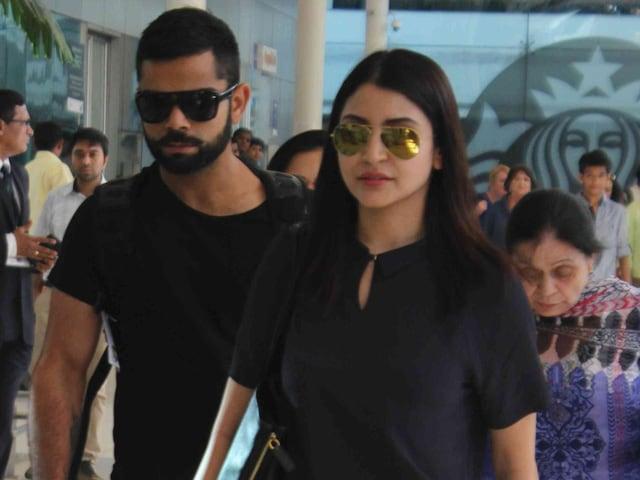 How Anushka Sharma and Virat Kohli Tricked Media At Sultan Screening
